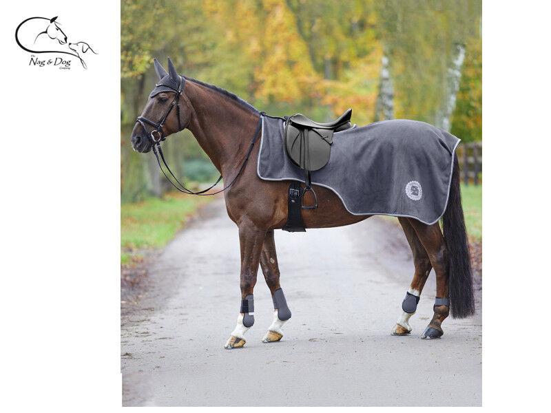 Waldhausen Luxury Horse Exercise Sheet Fleece Rug Alcantara Fleece Sheet Free Delivery 9a5ef1