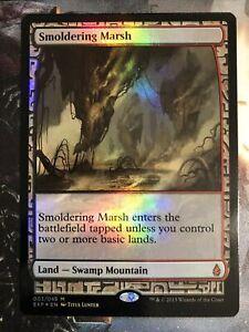 *CCGHouse* Magic Marsh Flats Zendikar Rising: Expeditions MTG NM Foil X1
