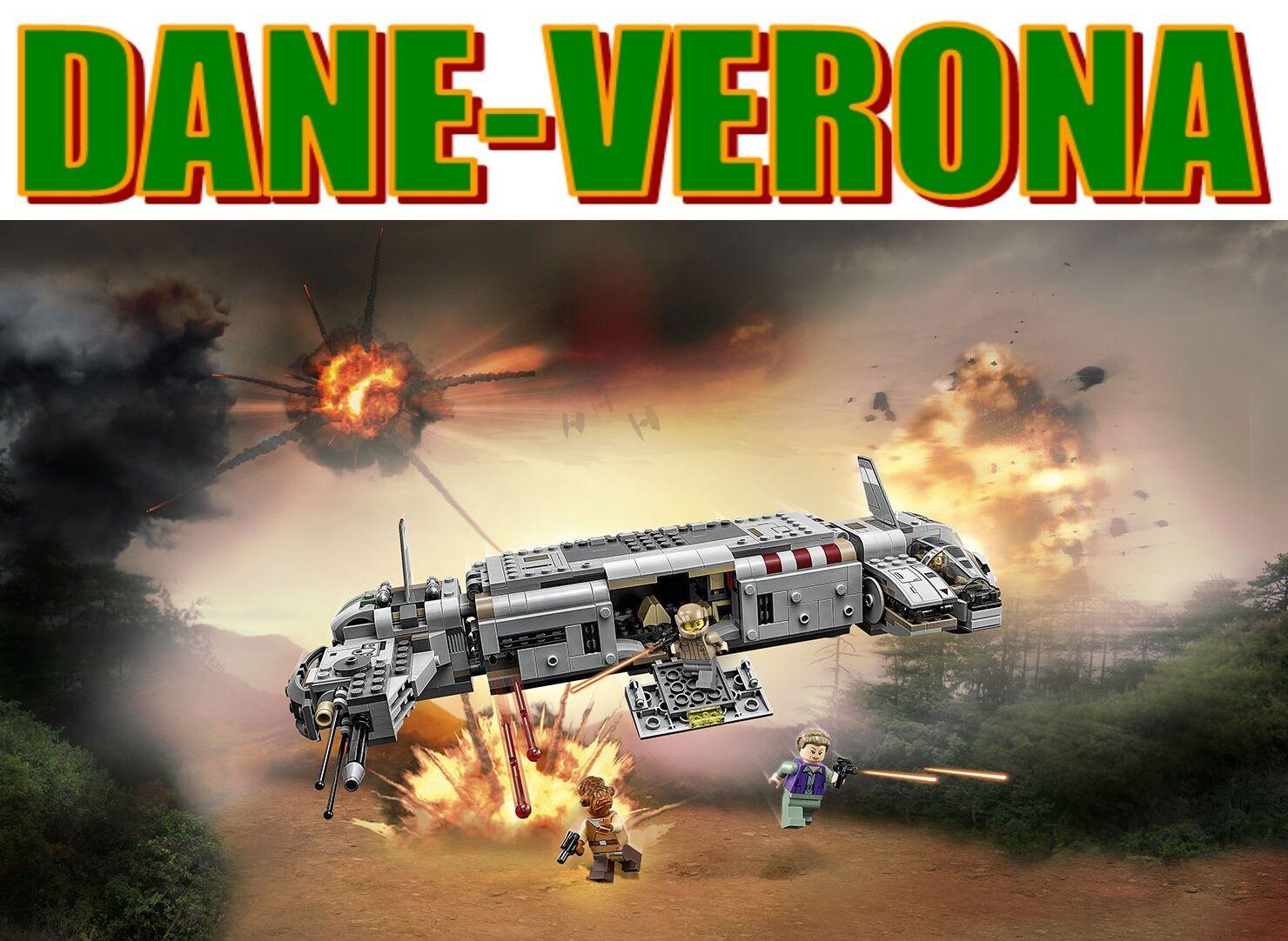 Lego - RESISTANCE TROOP  TRANSPORTER (75140) estrella guerras  ordina ora i prezzi più bassi