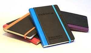 Personnalisé Ordinateur Portable Premium Journal Diary Cadeau Idéal A6/a5 Laser Gravé-afficher Le Titre D'origine à Tout Prix