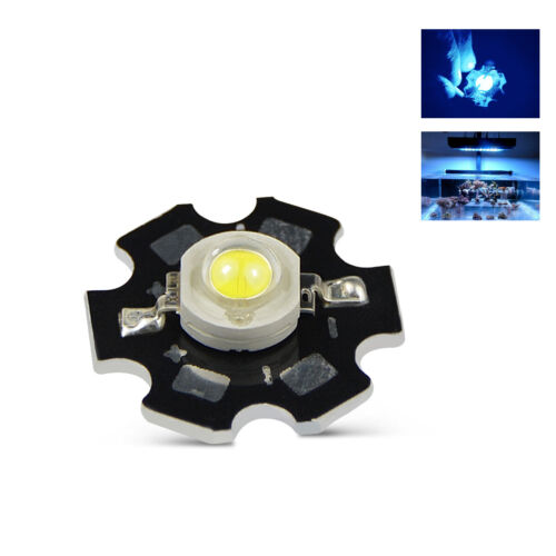 10Pcs DIY High Power 3W LED Chip Light Beads SMD LED Bulb Diodes Lamp With PCB