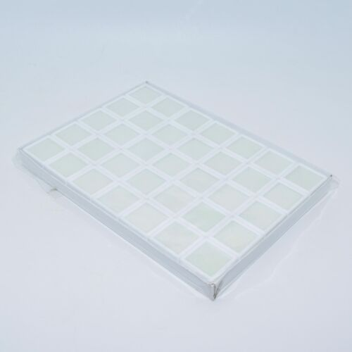 Gemstones Jewelry Display Box Loose Cases Holder Storage Container Plastic Boxes