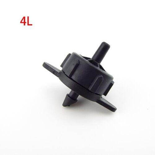 2L//4L//8L Flow Pressure Garden mirco drip irrigation Dripper Emitter Sprinkler