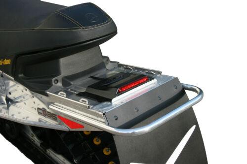 Renegade 600//800 Snowmobile PDP Snowflap 04-06 Ski Doo REV EXTREME/_BLUE