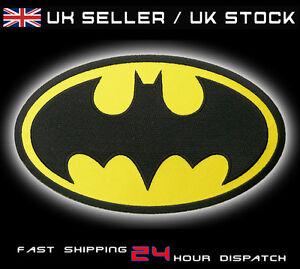 batman the dark knight symbol stylish dc comics embroidered iron