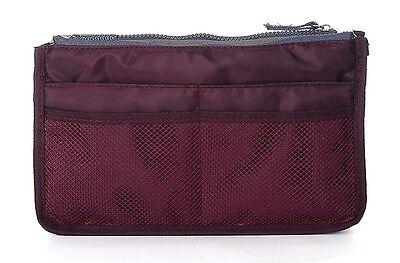 New Large Women Insert Handbag Internal Organiser Purse Pouch Purse Bag in Bag