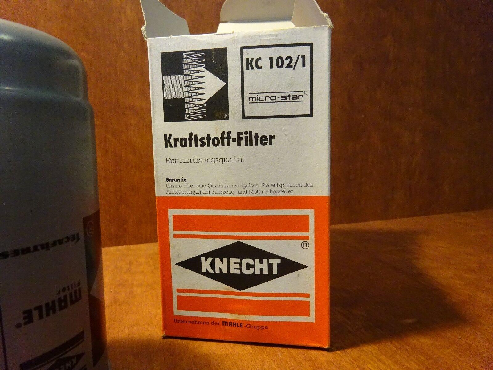 Original KNECHT KC 102 Kraftstofffilter