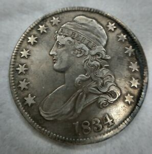 1834-Capped-Bust-Half-Dollar-Large-Date-Small-Letters-Extremely-Fine-XF-EF