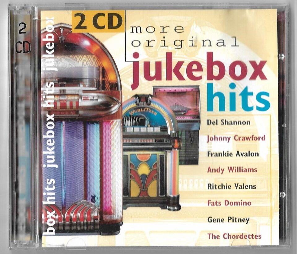 diverse kunstner: Jukebox hits, rock