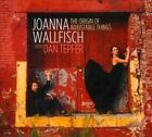 Origin of Adjustable Things 0016728140522 by Joanna Wallfisch CD