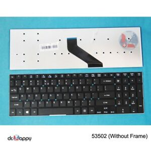 Image Is Loading OEM Acer US Black Keyboard For Aspire V3