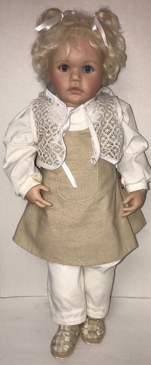"""2007 Tienchen 26"""" Doll Didy Jacobsen Gotz"""