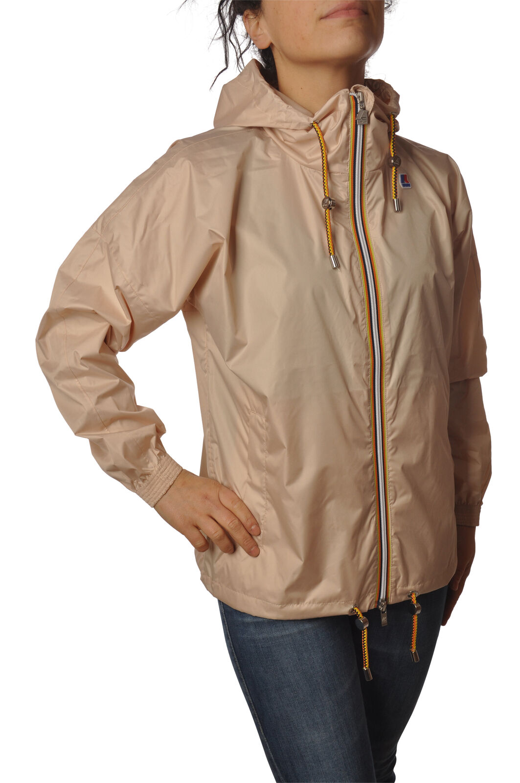 K-Way-Prendas de abrigo-chaquetas-Mujer-Beige  - 6074330E191215  60% de descuento