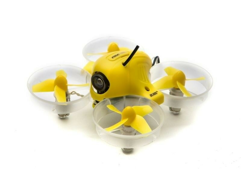 Blade inductrix FPV BNF EDF Quadrocopter con Safe e fotocamera-blh8580g