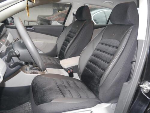 Autositzbezüge Schonbezüge Set für BMW X1 NO214185 schwarz