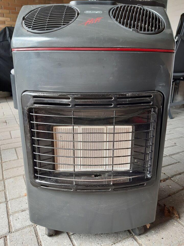 Gas-/el varmer
