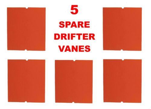DRIFTER FLOAT SPARE VANES