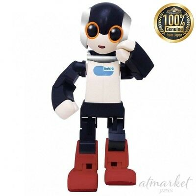 Elektrisches Spielzeug Sonstige Hearty Neu Zweifüßer Walking Robbi 2 Höhe Circa 17 Cm Spielzeug Elektrisch Roboter Von