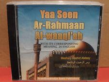 Yaa Seen Ar-Rahmaan Al-waaqi'ah - Meshary Rashid Alafasy w/ english meaning