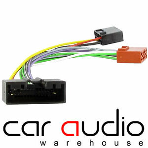 ford fiesta mk7 2010 on car stereo radio iso harness adaptor wiring rh ebay co uk ford fiesta radio wiring 2012 ford fiesta radio wiring diagram