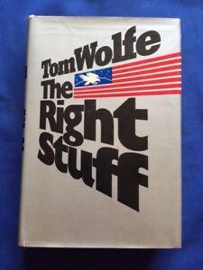 Book the right stuff