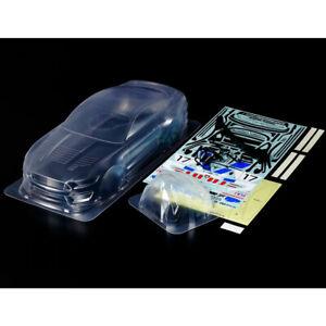 Tamiya 51407 1//10 RC Clear Body Set Datsun 240Z Rally