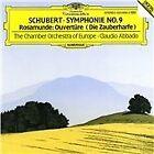 Franz Schubert - Schubert: Symphonie No. 9; Roasmunde Ouvertüre (Die Zauberharfe, 1989)