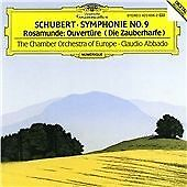 Schubert: Symphony No.9/Rosamunde, , Very Good