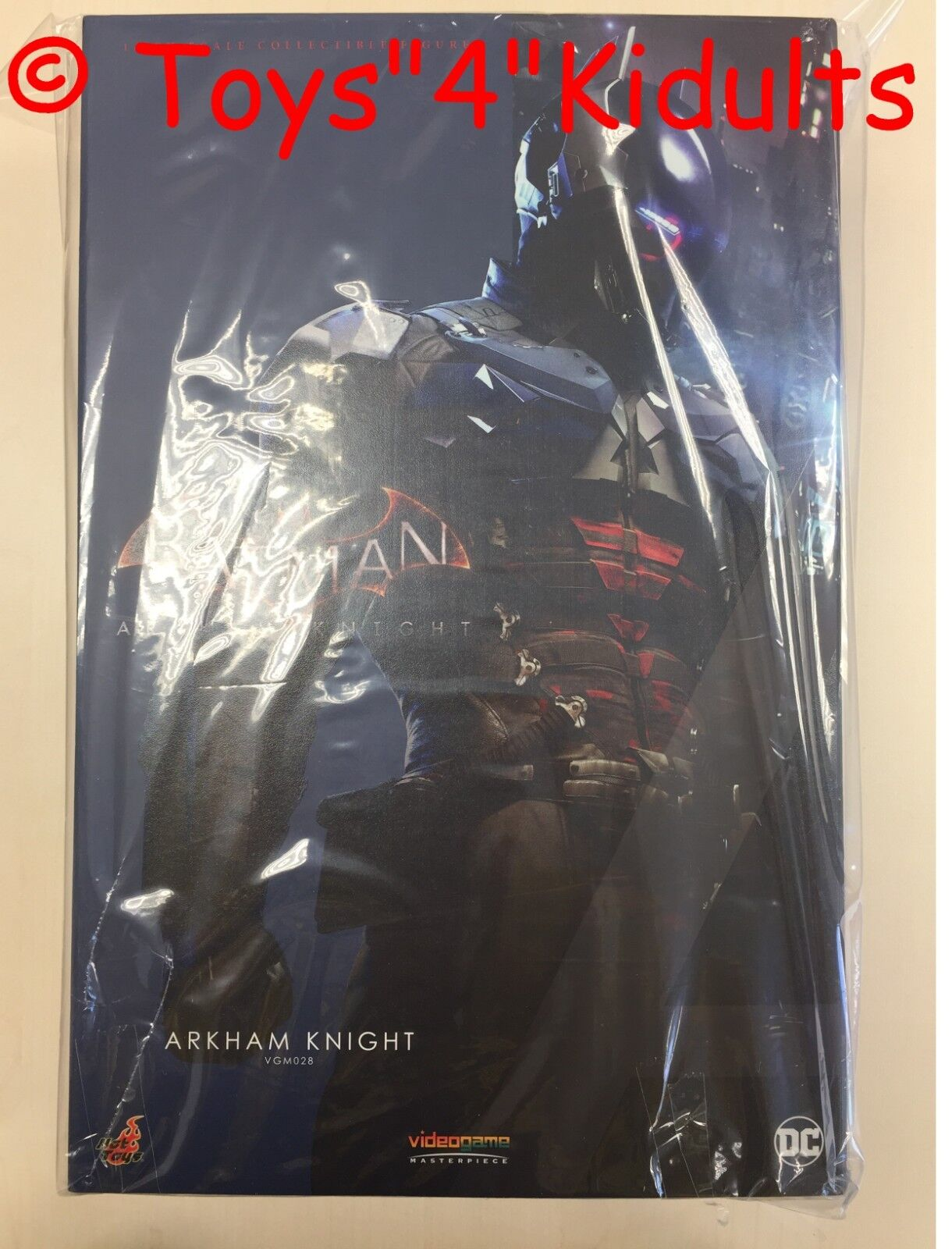 Hot Juguetes VGM 28 Batman Arkham Knight 1 6 12 in (approx. 30.48 cm) Figura De Acción Nueva