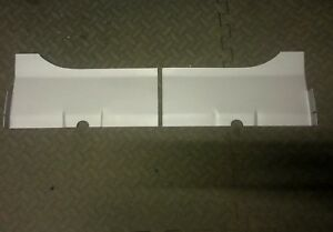 Escort MK2 Sill Closing Panel