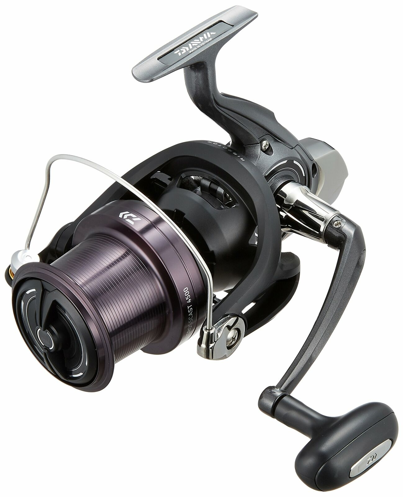 Daiwa Spinning Reel 17 Cross Cast 4500 For fishing From Japan