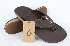 6f12bc1d632a item 2 New Olukai Men s Nohona Flip Flop Comfort Sandals 11m Dark Wood -New Olukai  Men s Nohona Flip Flop Comfort Sandals 11m Dark Wood