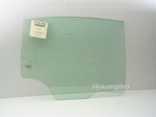 Fit 2008-2009 Pontiac G8 Passenger Side Right Rear Door Window Glass