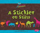A Stickler on Stilts by Gillia M Olson (Hardback, 2010)