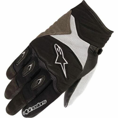Alpinestars Stella Shore Women/'s Leather//Textile Motorcycle Glove Black//White,