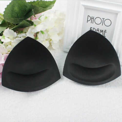 New Removable Push Up Bra Pad Insert Breast Enhancer Inserts Nursing Replacement