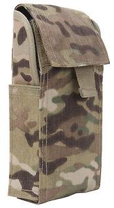 Shotgun-Shell-Ammo-Pouch-Case-Multicam-Camo-1000-Denier-Nylon-Rothco-40227