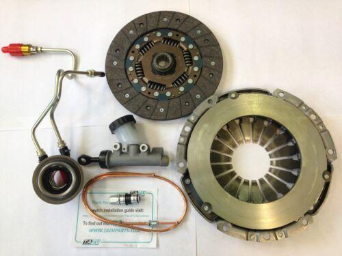 Clutch kit rover 75 mg zt 4 pièces rhd 2.0 KV6 modèles essence seulement TAZU master