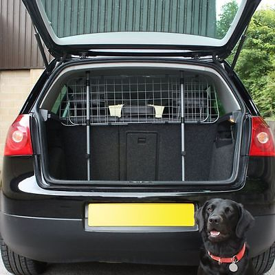 To fit FORD C-MAX DOG PET GUARD BARRIER  RUBBER BOOT MAT 2 PIECE