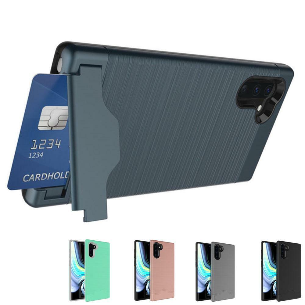 Funda Cartera Samsung Galaxy Note 10 Plus Mulbess Funda para Samsung Note 10 Plus Vintage Marr/ón Funda Libro para Samsung Galaxy Note 10 Plus con Tapa