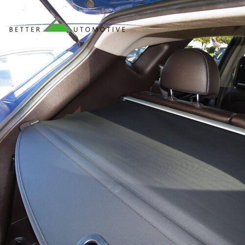 Cargo Cover Black Retractable Trunk Shielding Cover For 2016-2017 Kia Sorento