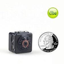 Mini DV Hidden Spy Hidden Cam Camera Night Vision Video Recorder FULL HD 1080P