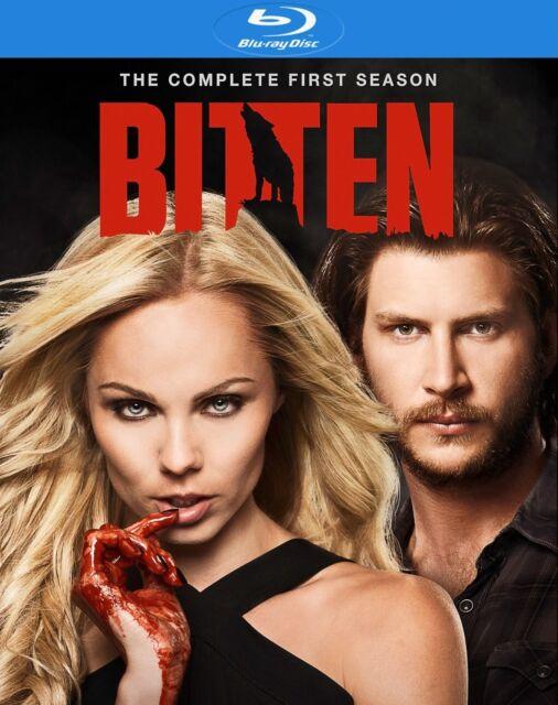 Bitten: la primera temporada completa [Blu-ray Set, horror, región, 4 Discos] NUEVO
