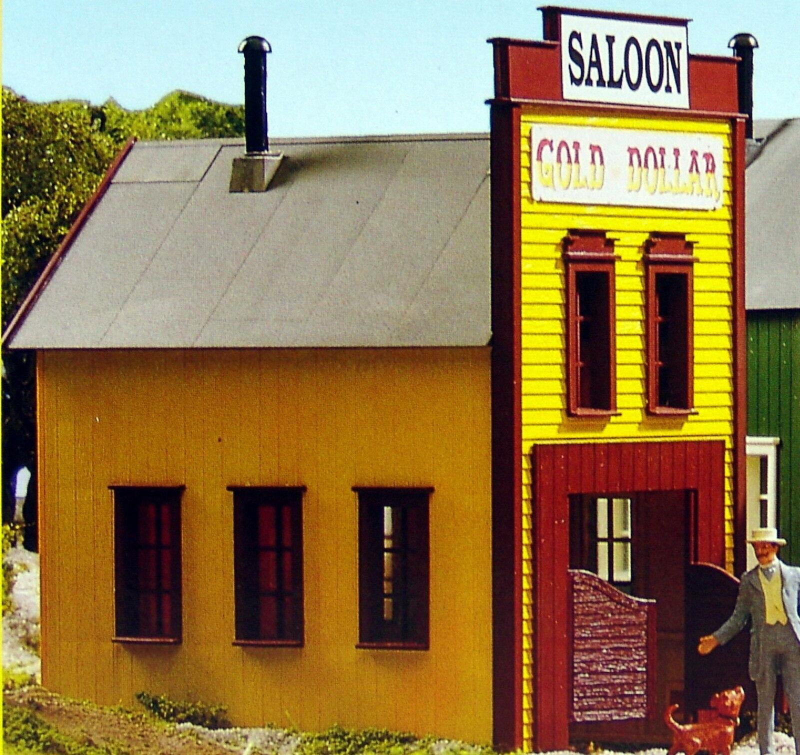 Piko Saloon G escala Kit de construcción   62218 Nuevo En Caja
