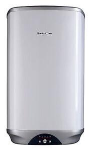 ariston 80 liter shape eco warmwasser speicher elektro boiler hei wa erspeicher ebay. Black Bedroom Furniture Sets. Home Design Ideas