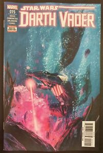 DARTH-VADER-15-Star-Wars-2018-MARVEL-Comics-VF-NM-Book