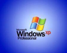 Microsoft Windows XP Professional SP3 32-Bit INSTALL/REPAIR/ Digital* CD!