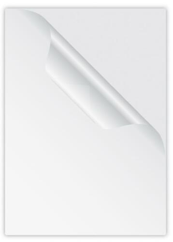 pavo Laminierfolientasche DIN A4 glänzend 150 micron 100St.