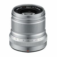 Fuji Fujinon Xf 50mm F/2 R Wr Lens (silver) In Stock