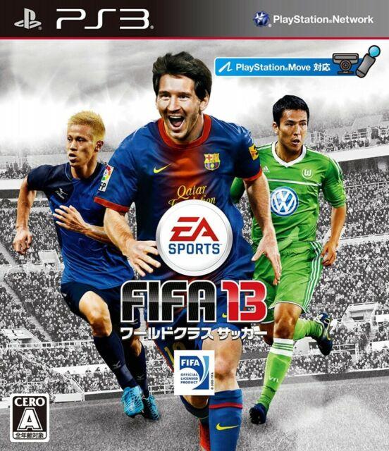 FIFA 13 World Class Soccer PS3 Japan